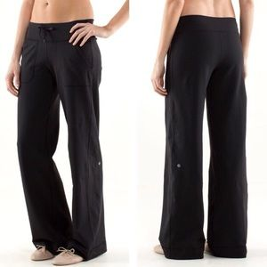 Lululemon still grounded yoga pants 4